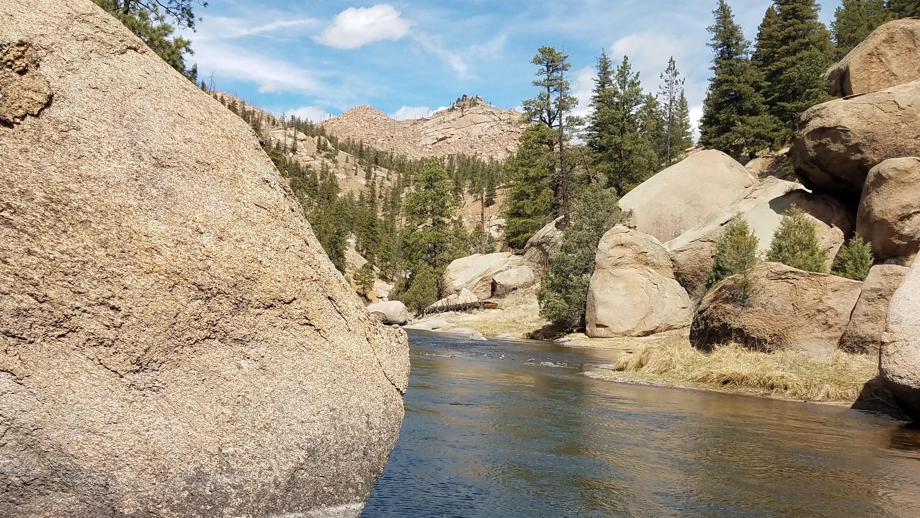 S. Platte River